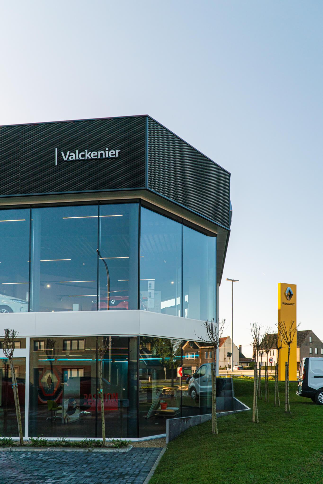 Valckenier Garage Fotografie interieur exterieur auto's